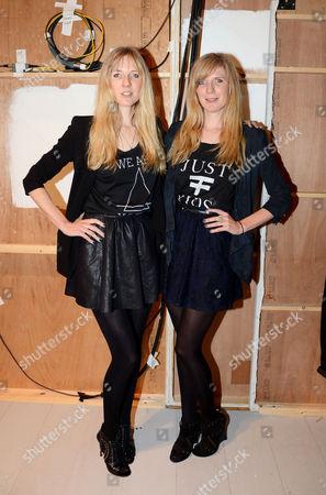 Designers Annette Felder and Daniela Felder