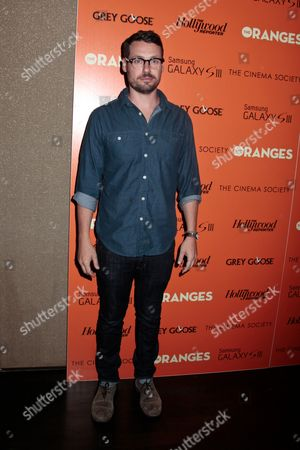 Editorial picture of The Cinema Society Screening of 'The Oranges', New York, America - 14 Sep 2012