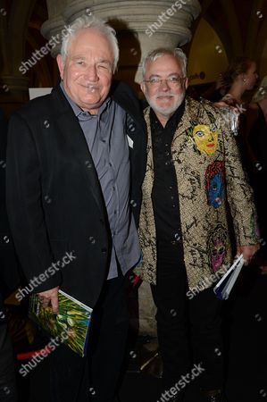 David Seidler and guest