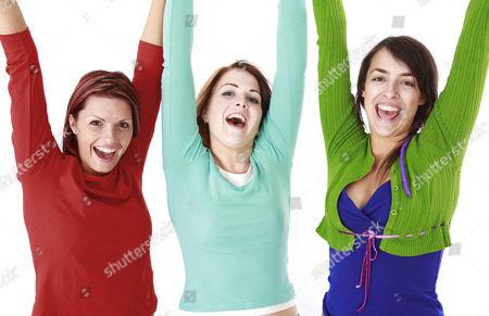 MODEL RELEASED Jubilation