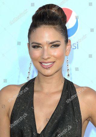 Stock Photo of Jessica Santiago
