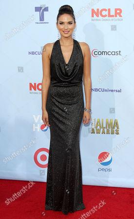 Editorial image of 2012 NCLR ALMA Awards, Los Angeles, America - 16 Sep 2012