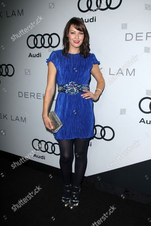 Editorial image of Audi and Derek Lam Kick Off Emmy Week 2012, Los Angeles, America - 16 Sep 2012