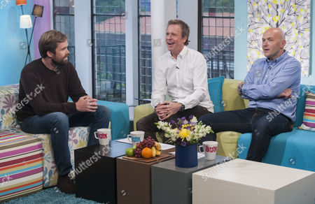 Editorial photo of 'Sunday Brunch' TV Programme, London, Britain - 16 Sep 2012