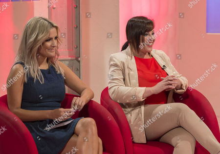 Editorial photo of 'This Morning' TV Programme, London, Britain - 17 Sep 2012