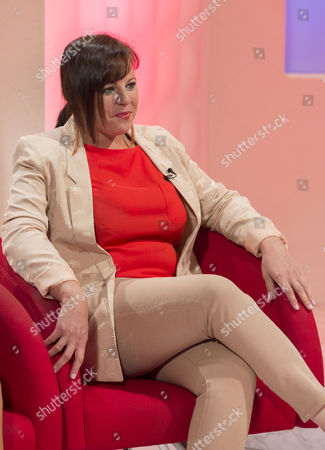 Editorial picture of 'This Morning' TV Programme, London, Britain - 17 Sep 2012