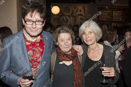 Editorial image of 'Love and Information' play Press Night after party at The Royal Court Theatre, London, Britain - 14 Sep 2012