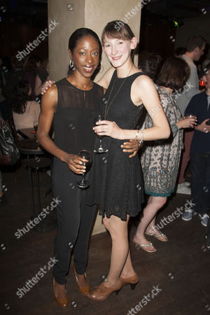 Nikki Amuka-Bird (Cast) and Laura Elphinstone (Cast)