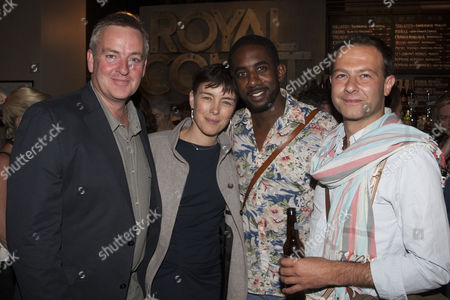Mike Barker, Olivia Williams, Rhashan Stone (Cast) and Grant Gillespie