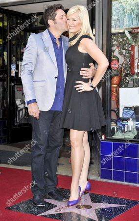Jay DeMarcus  and wife Allison Alderson