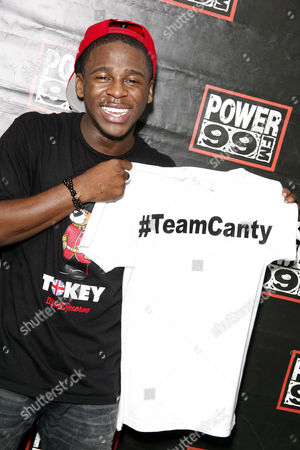 Marcus Canty