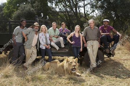 Atandwa Kani (Thabo), Deon Stewardson (Du Plessis), Hayley Mills (Caroline), Stephen Tompkinson (Danny), Lucy-Jo Hudson (Rosie), Olivia Scott-Taylor (Olivia), Robert Bathurst (Ed) and Thapelo Mokoena (Fatani)