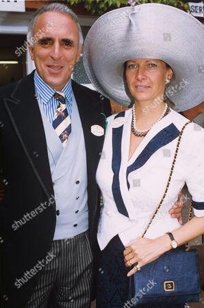 Brian and Greta Morrison