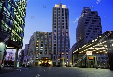 Hotel Ritz Carlton Beisheim Center Potsdamer Platz - Potsdam Square, Berlin, Germany