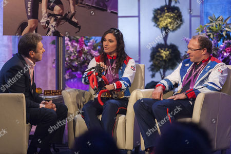 Editorial picture of 'The Alan Titchmarsh Show' TV Programme, London, Britain - 18 Sep 2012
