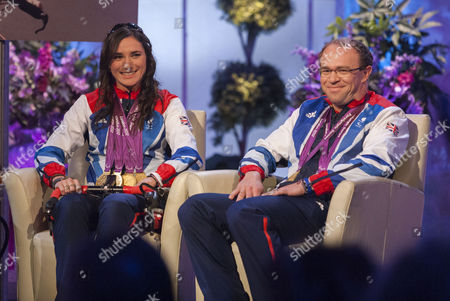 Editorial image of 'The Alan Titchmarsh Show' TV Programme, London, Britain - 18 Sep 2012