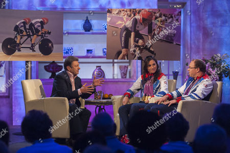 Editorial photo of 'The Alan Titchmarsh Show' TV Programme, London, Britain - 18 Sep 2012