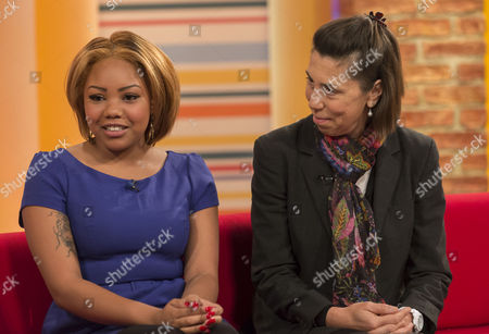 Editorial photo of 'Daybreak' TV Programme, London, Britain - 19 Sep 2012