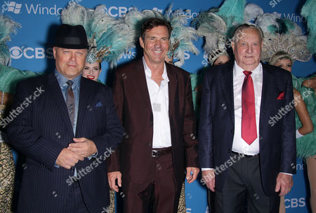 Stock Photo of Michael Chiklis, Dennis Quaid and Ralph Lamb
