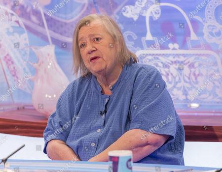 Editorial image of 'Loose Women' TV Programme, London, Britain - 19 Sep 2012