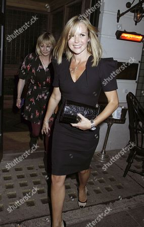 Stock Picture of Sally Haynes and Amanda Holden