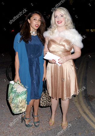 Editorial picture of Crazy Horse Presents Forever Crazy Premiere Event, London, Britain - 19 Sep 2012