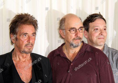 Al Pacino, Richard Schiff, Jeremy Shamos