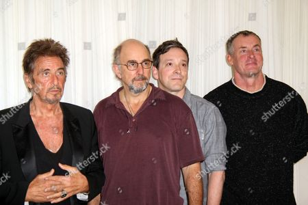 Al Pacino, Richard Schiff, Jeremy Shamos, John C. McGinley