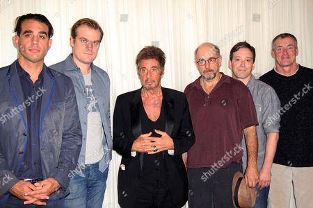 Bobby Cannavale, David Harbour, Al Pacino, Richard Schiff, Jeremy Shamos, John C. McGinley
