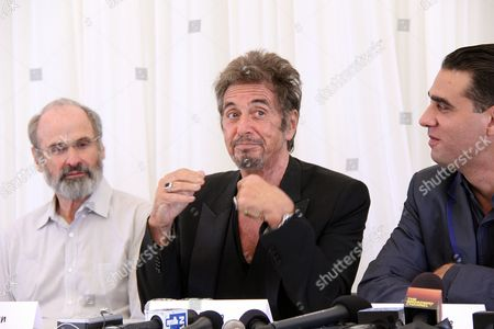 Daniel Sullivan, Al Pacino, Bobby Cannavale