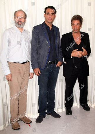 Daniel Sullivan, Bobby Cannavale, Al Pacino