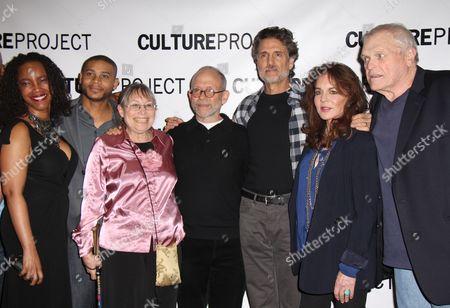 April Yvette Thompson, JD Williams, Sunny Jacobs, Director Bob Balaban, Chris Sarandon, Stockard Channing, Brian Dennehy