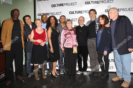 Editorial photo of 'The Exonerated' play opening night, New York, America - 19 Sep 2012
