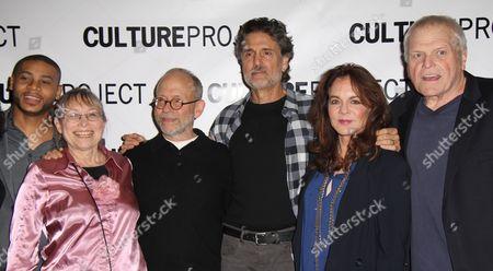 JD Williams, Sunny Jacobs, Director Bob Balaban, Chris Sarandon, Stockard Channing, Brian Dennehy