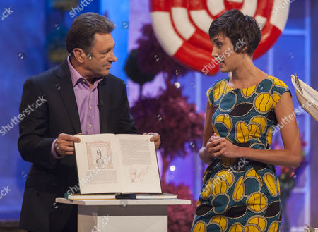 Editorial picture of 'The Alan Titchmarsh Show' TV Programme, London, Britain - 19 Sep 2012