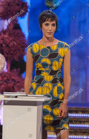Editorial photo of 'The Alan Titchmarsh Show' TV Programme, London, Britain - 19 Sep 2012