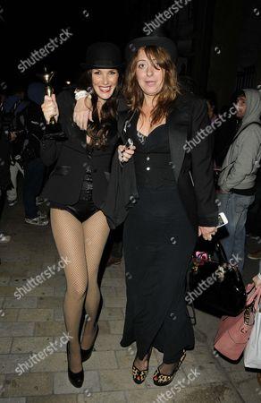 Editorial image of UK Lingerie Awards, London, Britain - 19 Sep 2012