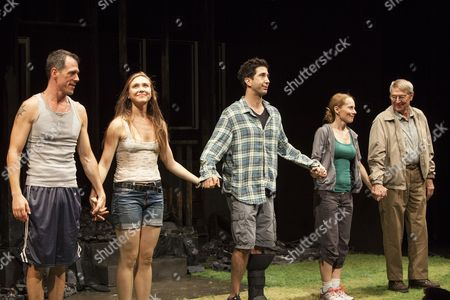 'Detroit' - Darren Pettie, Sarah Sokolovic, David Schwimmer, Amy Ryan and John Cullum