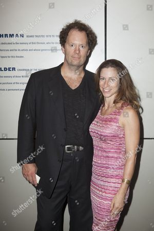 Shuler Hensley and his wife