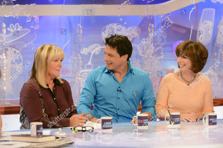 Editorial photo of 'Loose Women' TV Programme, London, Britain - 20 Sep 2012
