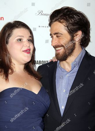 Annie Funke, Jake Gyllenhaal