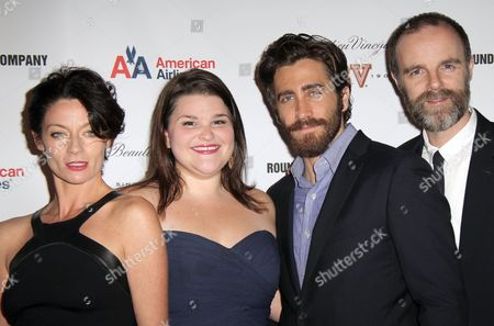 Michelle Gomez, Annie Funke, Jake Gyllenhaal, Brian F O'Byrne
