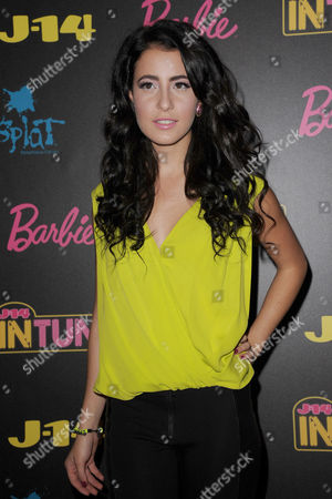 Editorial picture of 7th Annual J 14 Magazine InTune Concert, New York, America - 20 Sep 2012