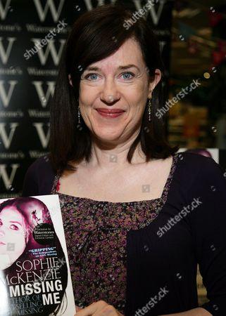 Stock Picture of Sophie McKenzie