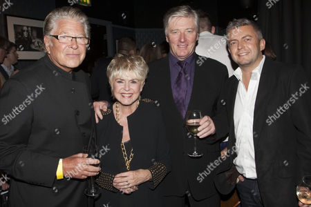 Editorial image of 'Jesus Christ Superstar' play press night and after party at The O2 Arena, London, Britain - 21 Sep 2012