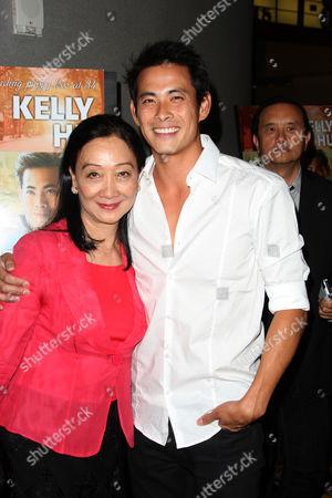 Tina Chen and Ivan Shaw