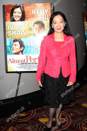 Editorial picture of 'Almost Perfect' film premiere in Los Angeles, America - 21 Sep 2012