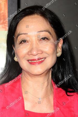 Stock Photo of Tina Chen