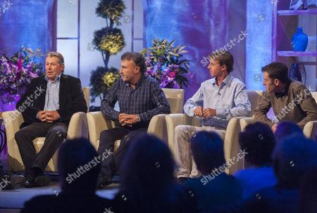 Nick Skelton, Peter Charles, Ben Maher and Scott Brash.