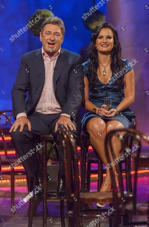 Editorial image of 'The Alan Titchmarsh Show' TV Programme, London, Britain - 21 Sep 2012